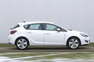 Opel Astra J - 2010 - 83.000 km