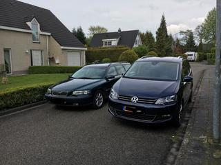 Volkswagen Sharan 2.0 TDI 140pk BMT Highline (2014)