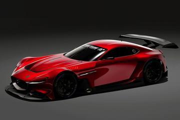 Mazda RX-Vision herleeft als GT3 in Gran Turismo Sport