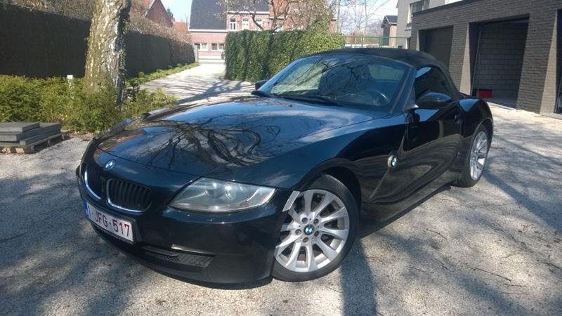 BMW Z4 Roadster 2.5si (2006)