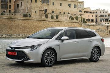 Toyota Corolla Touring Sports 2.0 Hybrid Executive (2019)