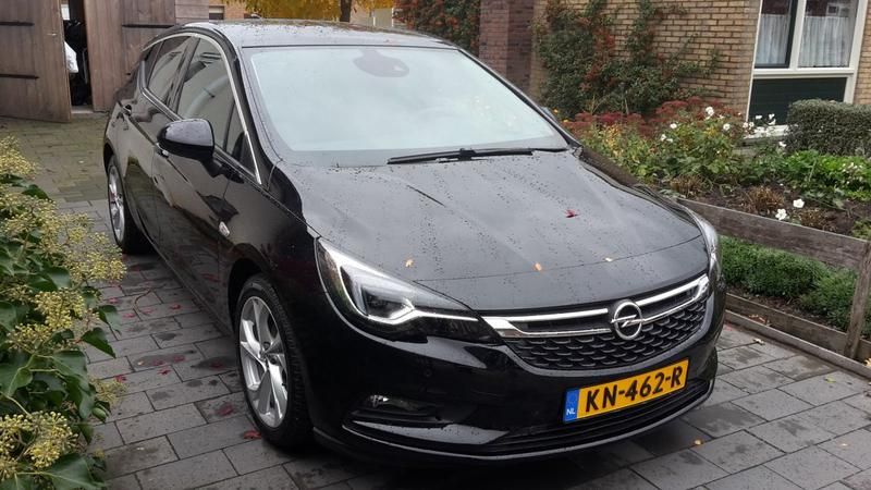 Opel Astra 1.0 Turbo Innovation (2016)