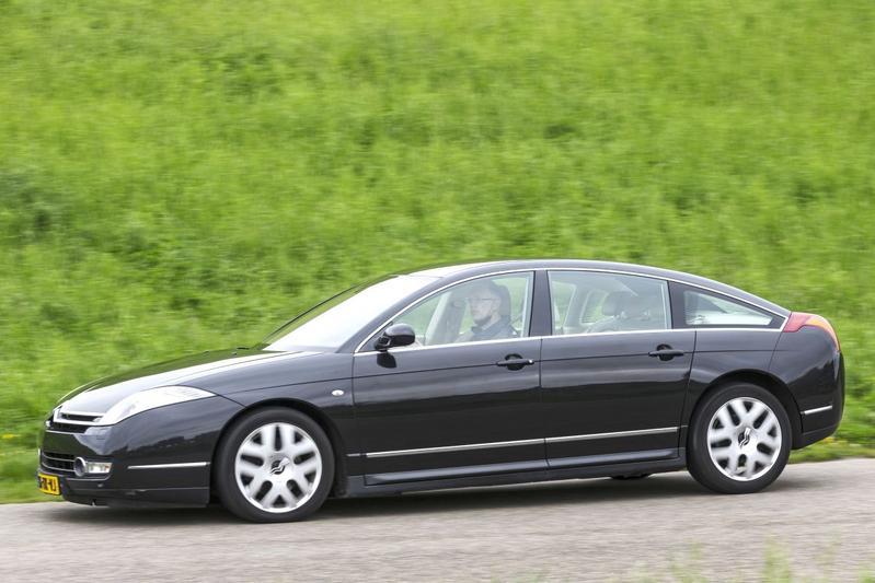 Citroën C6 - BMW 530i - Mercedes-Benz E 280 - Op zoek naar