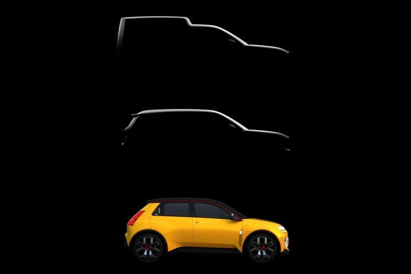 Renault elektrisch 4ever en bestelversie