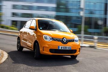 'Renault houdt vast aan Twingo'