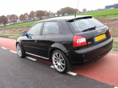 Audi S3 Quattro 2000 Autoweek