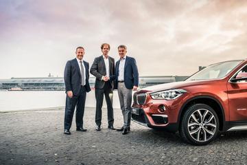 Start-upwedstrijd BMW