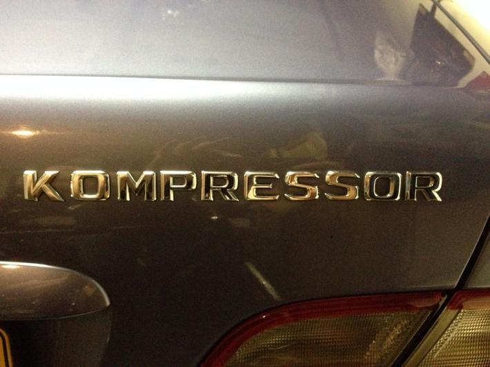Mercedes-Benz CLK 230 Kompressor Elegance (2000)