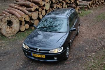 Peugeot 306 Break XT 1.8 16V (2000)