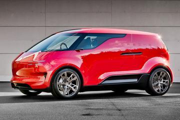 Porsche laat nooit eerder vertoonde conceptauto's zien