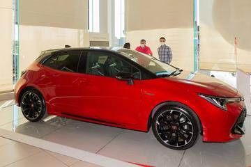 Toyota levert drie miljoenste hybride in Europa