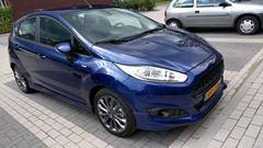Ford Fiesta 1.0 EcoBoost 100pk ST Line