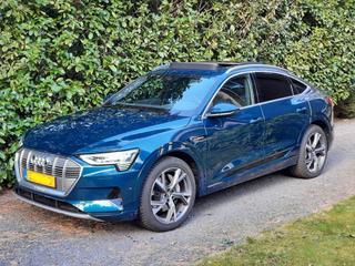 Audi e-tron Sportback 50 quattro Business edition Plus (2020)