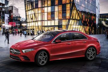 Private lease of auto van de zaak