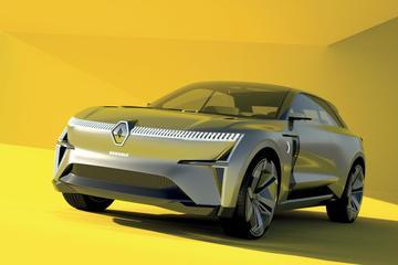 Groupe Renault: nieuwe modellen en nieuwe focus