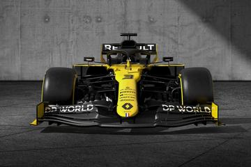 Formule 1-team Renault wordt Alpine