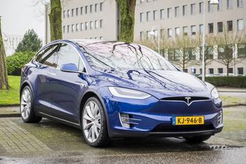 Tesla Model X is EV van het Jaar 2019