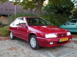 Citroën ZX 1.4i SX (1997)