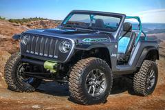 Jeep lanceert jaarlijks Easter Safari-zevental