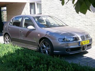Seat Leon 1.8 20VT FR (2005)