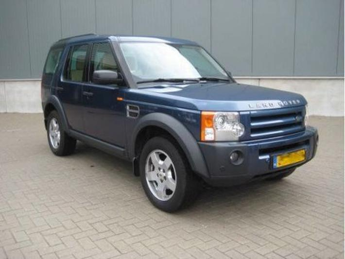 Land Rover Discovery 2.7 TdV6 SE (2005)