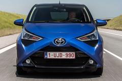Facelift Friday: Toyota Aygo (2018)