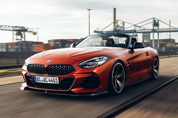AC Schnitzer sleutelt aan de BMW Z4
