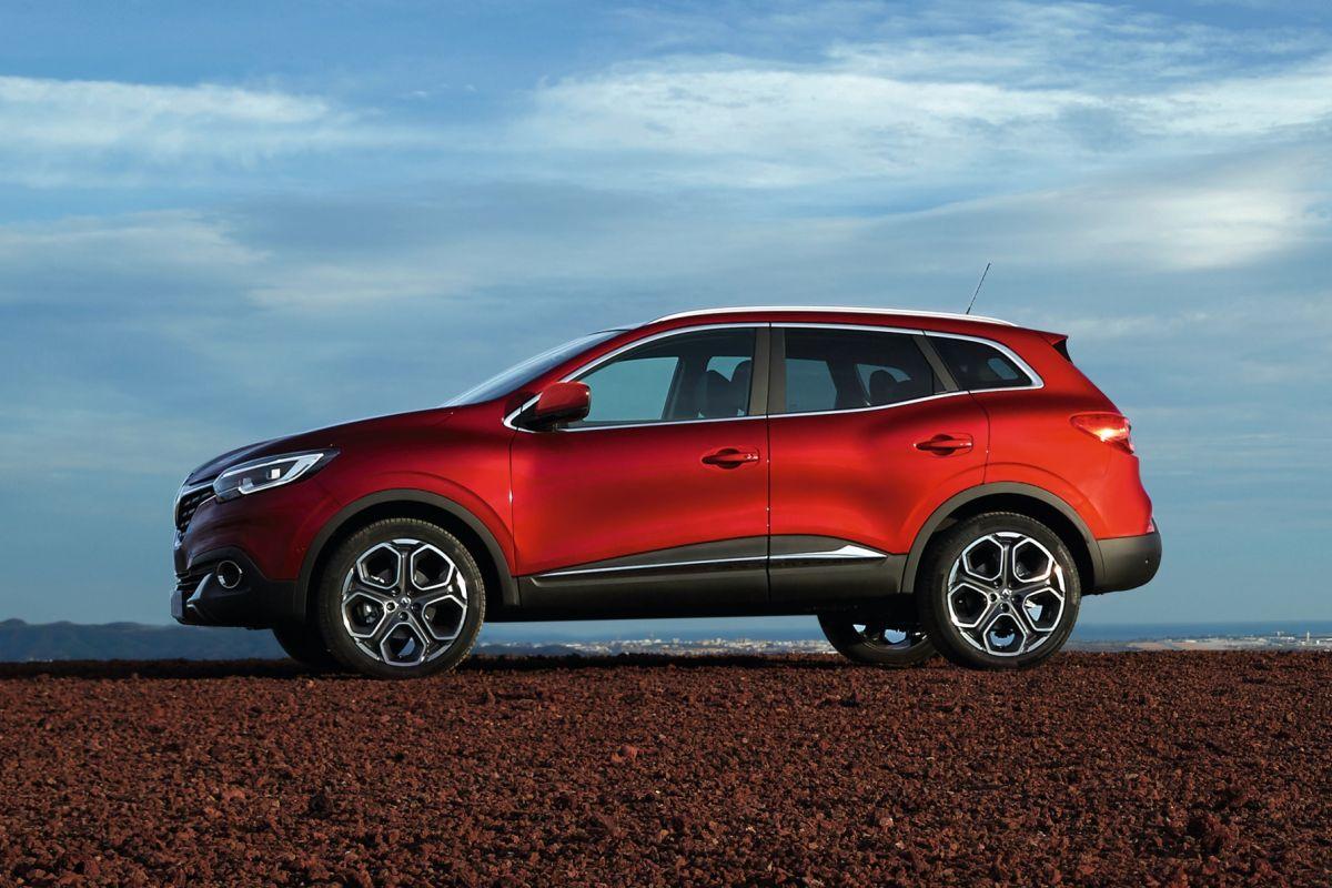Renault kadjar neemt qashqai op de korrel autonieuws for Kadjar interieur 7 places