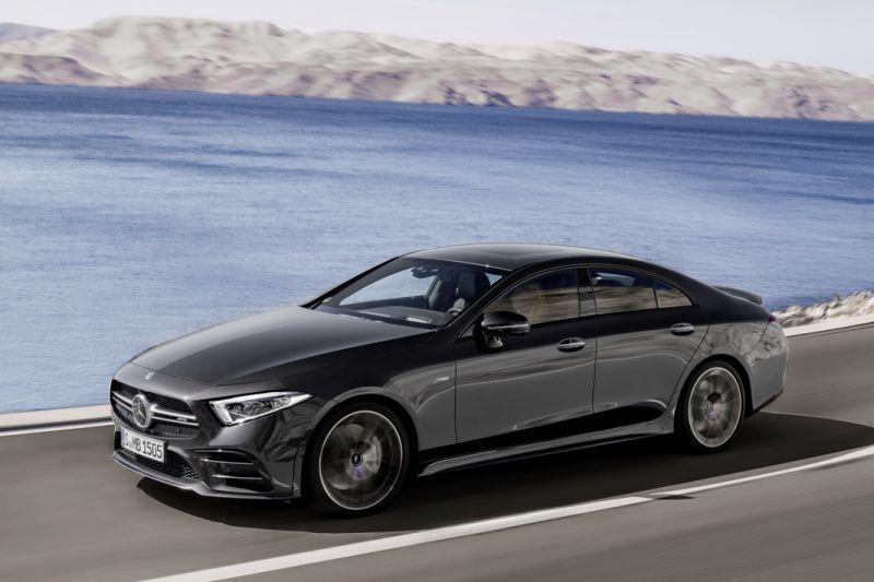 Mercedes-AMG CLS 53 gepresenteerd