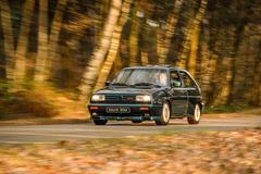 Volkswagen Golf II Rallye - Blits Bezit