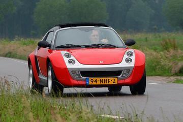 Deel 2: Smart Roadster
