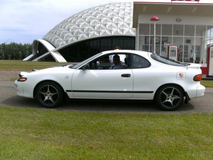Toyota Celica 1.6 STi (1991)