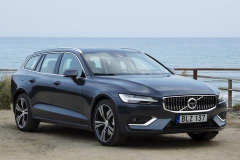 Volvo V60 T8 Twin Engine Awd Inscription Prijzen En