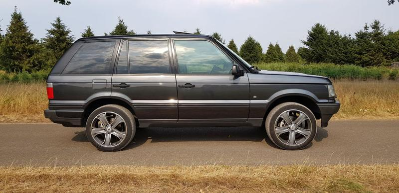 Land Rover Range Rover 2.5 DSE (1999)