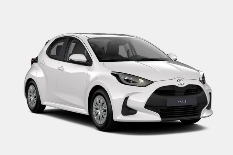 Toyota Yaris Comfort 2020