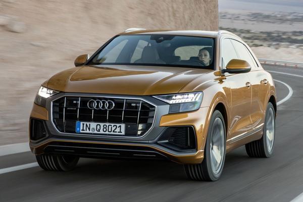 Rij-impressie: Audi Q8
