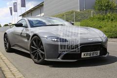 Aston Martin Vantage S gesnapt
