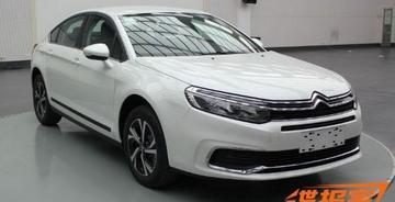 Citroën facelift C5 voor Chinese markt