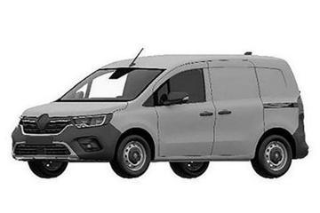 Nieuwe Renault Kangoo duikt op