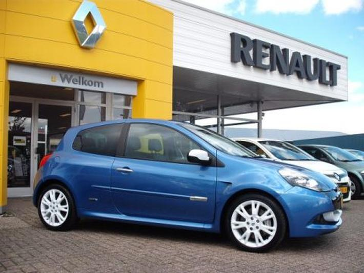 Renault Clio 20 16v Rs 2010 Review Autoweeknl