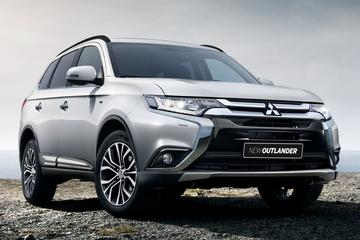 Mitsubishi Outlander 2.0 ClearTec Limited 2WD (2019)