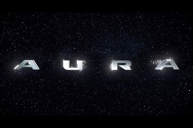 Hyundai Aura teaser