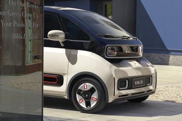 Baojun KiWi EV is elektrische stadsauto