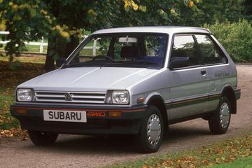 Subaru Justy 1.2 S (1989)