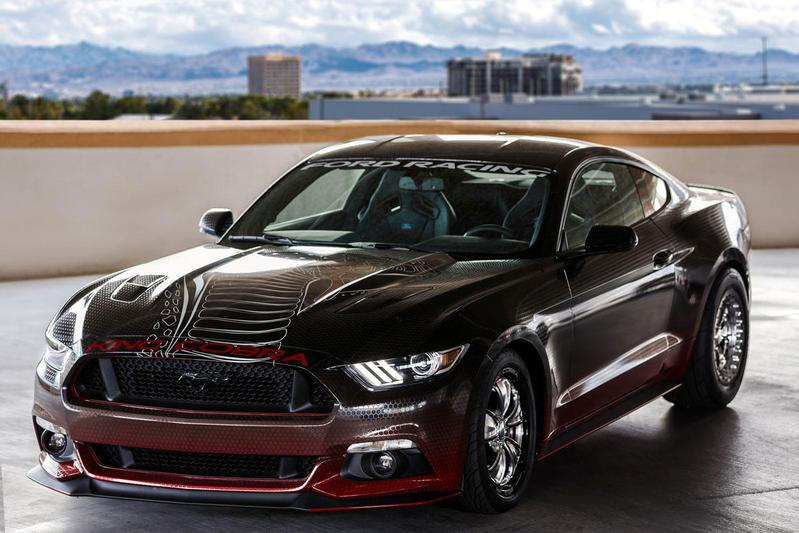 Ford onthult Mustang GT King Cobra