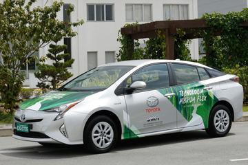 Toyota's flexfuel-hybride gaat in productie