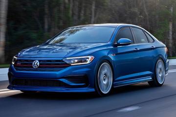 Volkswagen Jetta GLI extra sportief uitgedost