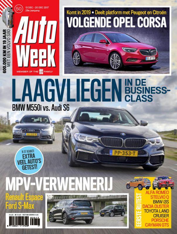 AutoWeek 50 2017