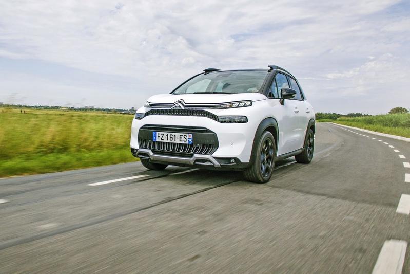 Test: Citroën C3 Aircross