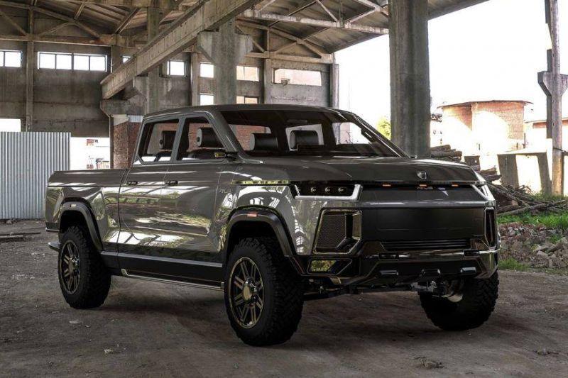 Atlis Motor Vehicle XT Pick-up